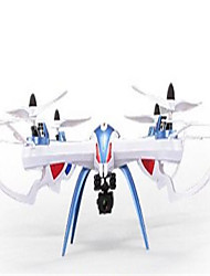 Dron JJRC H16-1 4 Canales - Vuelo Invertido De 360 Grados Quadcopter RC Hélices Manual De Usuario Destornillador