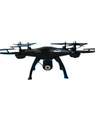 Drone SJ  R/C T20CW-F 4 canali Con la fotocamera HD da 1,0 MP FPV Tasto Unico Di Ritorno Librarsi Con videocameraQuadricottero Rc