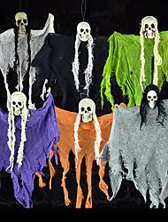 Halloween Decor Items Bar KTV Scene Terrorist Industries Mini Crane Ghost Hang The Haunted House Color Random
