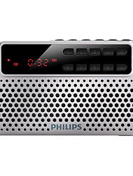 PHILIPS SBM120 Radio Card Speaker Portable Small Audio MP3 MP3 Player