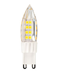 4W Luci LED a candela T 51 SMD 2835 380 lm Bianco caldo Luce fredda AC 220-240 V 1 pezzo