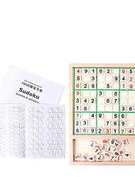 Sudoku per il regalo Costruzioni 6 anni e sopra 3-6 anni Giocattoli