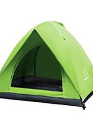 2 Pessoas Bolsa de Viagem Copacho Inflado Tenda Dobrada Barraca de acampamento Cetim Esticado Manter Quente