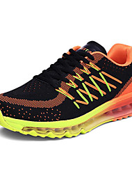 Sneakers Hiking Shoes Running Shoes Men's Anti-Slip Anti-Shake/Damping Cushioning Breathable Wearproof ElectricallyIndoor Performance