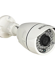 Hosafe® 4mb6p h.265 4.0mp 1520p poe наружная ip-камера с функцией onvif / 36-ir-led / motion detection