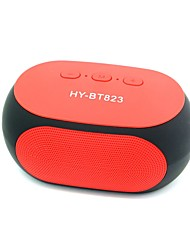 HY-BT823 Wireless Bluetooth Speakers High Quality Portable Mini Soundbar MP3 Player Speaker with Aux/FM Radio/TF