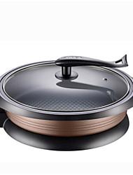 Cozinha Aço Inoxidável 220V Panela de pressão Fogões Térmicos