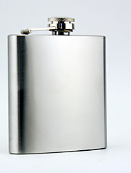 The Stainless Steel 7-oz   Flask  Hip Flask