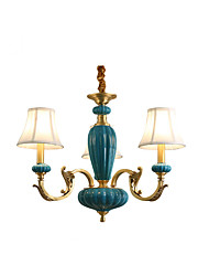 All Copper Chandelier Jade DecorativeLiving Room Chandelier OP