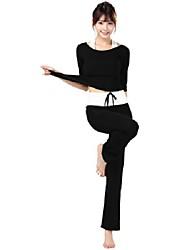 Yoga Clothing Suits Moisture Wicking Sports Wear Women'sYoga Pilates Dancing