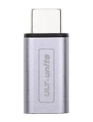 USB 3.1 Tipo C Adaptador, USB 3.1 Tipo C to USB 3.1 Tipo C Adaptador Macho-Fêmea