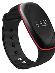 Bracelet d'ActivitéEtanche Calories brulées Pédomètres Enregistrement de l'activité Sportif Moniteur de Fréquence Cardiaque Ecran tactile