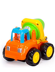 Toys Plastics Construction Vehicle