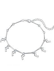 Femme Charmes pour Bracelets Mode Plaqué argent Forme d'Animal Bijoux Pour Quotidien