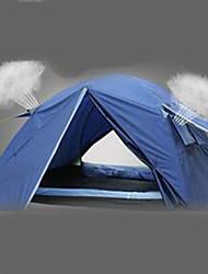 1 Pessoa Travesseiro Inflável Tenda Dobrada Barraca de acampamento Outros Material Acampar e Caminhar-Acampar e Caminhar-