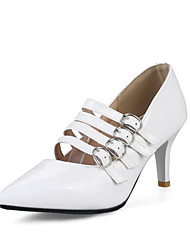 Women's Heels Formal Shoes Comfort Novelty Leatherette Spring Fall Wedding Casual Dress Formal Shoes Comfort Novelty Hook & LoopStiletto