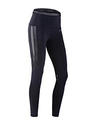 Mujer Pantalones de Running Gimnasio, Correr & Yoga Secado rápido Pantalones/Sobrepantalón para Yoga Jogging Ejercicio y Fitness Malla