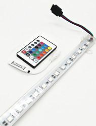 8W Barras de Luzes LED Rígidas 700-800 lm DC12 V 0.5 m 36 leds RGB