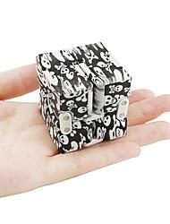 Fidget Cube Rubik Infinite Cube Artifact Infinity Square Finger Decompression Stress Reliever Magic Square Child Toy