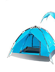 3-4 persons Travel Bag Beach Tent Double Camping Tent Automatic Tent Keep Warm for CM Water proof material