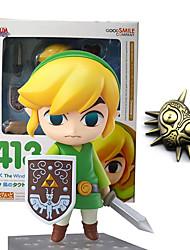 Figure Anime Azione Ispirato da The Legend of Zelda Akatsuki PVC 10 CM Giocattoli di modello Bambola giocattolo