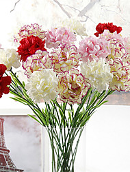 10 Branch Simulation Carnation Artificial Flower