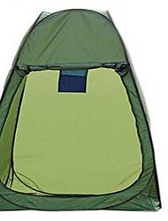 1 Pessoa Bolsa de Viagem Tenda Dobrada Barraca de acampamento Cetim Esticado Manter Quente-Acampar e Caminhar-