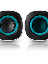 PHILIPS SPA2201 Speaker 2.0 Channel USB Compact Notebook Speakers