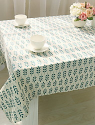 Korean Fresh Home Tablecloth Cover Towel Flax Cotton And Linen Table Cloths 60*60cm