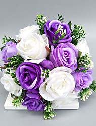 Свадебные цветы Букеты Свадебное белье Тюль 25 см