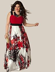 Для женщин На каждый день Уличный стиль Изысканный Кружева Маленькое черное Платье Галактика,Круглый вырез Средней длины Ассиметричное