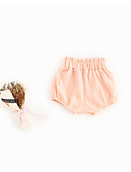 Girls' Stripe Shorts Summer