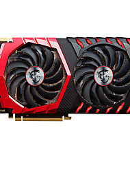 MSI Video Graphics Card GTX1080 1847MHz/10108MHz8GB/256 бит GDDR5X
