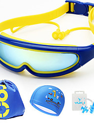Swimming Goggles Swimming Goggles Silica Gel Yellow Green Red Blue Gray