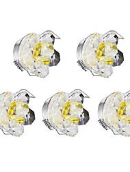 LED Encastrées Blanc Chaud Cristal