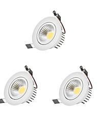 LED Encastrées LED Ampoule incluse 3 pièces