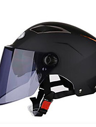 AIS R1-802-2 Motorcycle Helmet With Bluetooth Male Helmet Four Seasons Double Lens Half Full CoverCan Be Exposed Helmet With Black Mist Lens