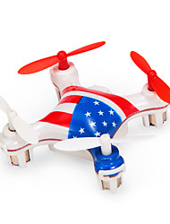 WLtoys V676A 4CH 2.4GHz 6-Axis Gyro 360 Flips Mini Headless Drone RC Helicopter Toys