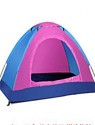 1 человек Световой тент Палатка Складной тент Компактность Ультрафиолетовая устойчивость для См Стреч-атлас Водонепроницаемый материал