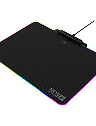 1stplayer BK-17-RGB  Gaming Mouse Aluminum alloy 17 Inch RGB LED with 180CM Cable