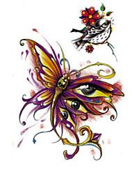 Animal SeriesWomen Men Teen Flash Tattoo Temporary Tattoos