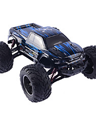 9115 Rock Climbing Car 1:12 Carro com CR 40 2.4G Pronto a usar 1 x manual 1x Bateria 1x Carregador 1 carro RC x