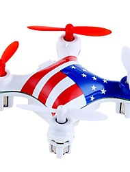 Dron WL Toys V676 4 Canales 6 Ejes - Iluminación LED Auto-Despegue A Prueba De Fallos Quadcopter RC Mando A Distancia Manual De Usuario