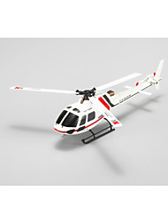 XK K123 RTF Brushless Helicopter Remote Control Six Passed No Propeller Aircraft Aircraft Model Unmanned Aerial Vehicle