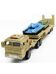 Pull Back Vehicles Truck Metal Alloy