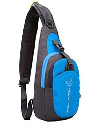 <20 L frente Backpack Mini Mensageiro Faixas e Bolsas de Mensageiro Bolsas de OmbroCorrer Ciclismo de Montanha Acampar e Caminhar