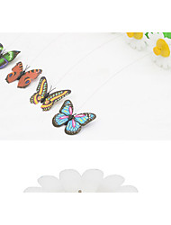 Cat Toy Pet Toys Teaser Butterfly Plastic