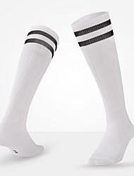 Simple Sport Socks / Athletic Socks Male Socks All Seasons Anti-Slip Anti-Wear Tactel Soccer/Football