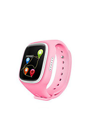Kid's Fashion Watch Digital Water Resistant / Water Proof Silicone Band Blue Pink Yellow