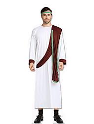 Costumes de Cosplay Costume de Soirée Prince Cosyumes Romains Cosplay Fête / Célébration Déguisement d'Halloween Autres RétroCollant